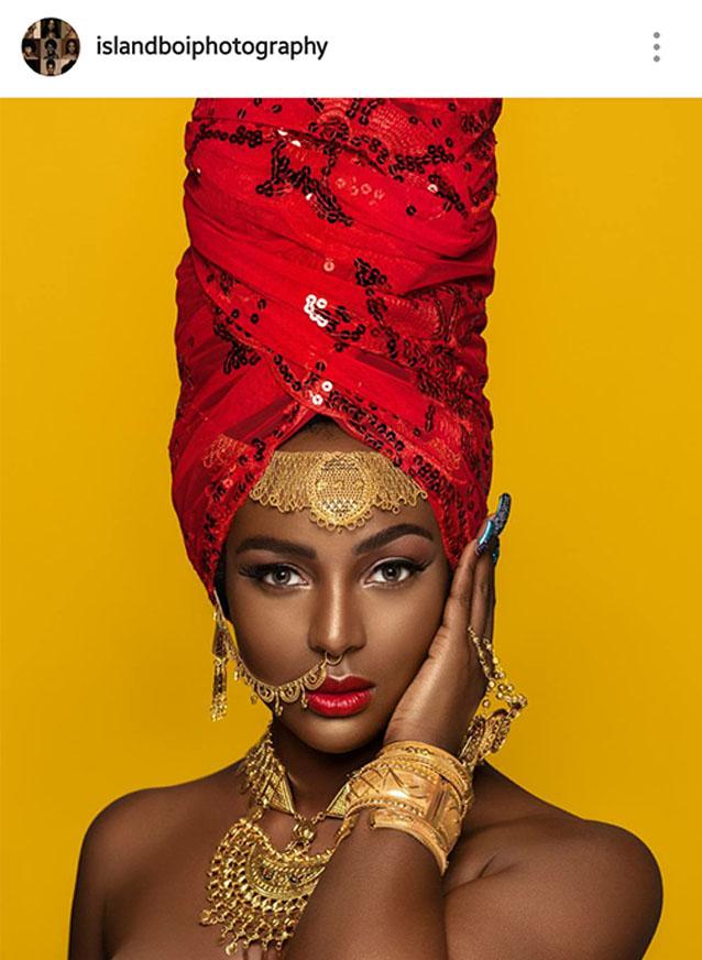 Amara Le Negra photographyed by Joey Rosado of Island Boi Photography